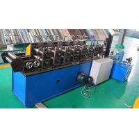 Quality Light Gauge Steel Sheet Roll Forming Machine Quick Change Stud And Track for sale