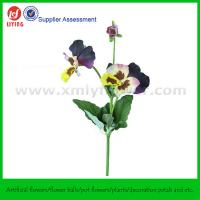 Buy Stage Decoration Flower Of Pansy Spray at wholesale prices