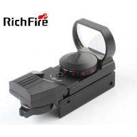 China Tactical Paintball Gun Scopes , Red Dot Sight Pistol Rifle Scope Shock proof on sale