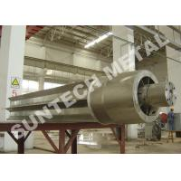 Quality Alloy 20 Clad Wiped Thin Film Evaporator for Chemical Processing for sale