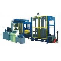Quality QT12-15 hollow  block molding machine for sale