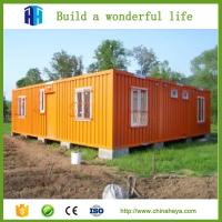 China australia luxury expandable container home steel frame house homes for sale on sale