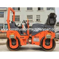 Quality 84 Hours Hamm Used Road Roller HD10VV , Second Hand Road Rollers for sale