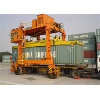 Quality Double Girder Heavy Duty Gantry Crane Container Handling Q235 Q345 Steels For Ship Yard for sale
