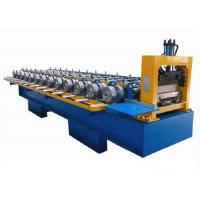 China Hidden Fastened 	Roof Tile Roll Forming Machine Snap Lock  Metal Roof Panel Machine on sale