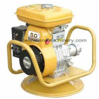 Quality 3 Inch Water Pump with Frame Construction Machinery Concrete Tools for sale