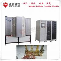 Quality Arc Evaporation Glass Vacuum Plating Equipment For Glass Candle Holders for sale