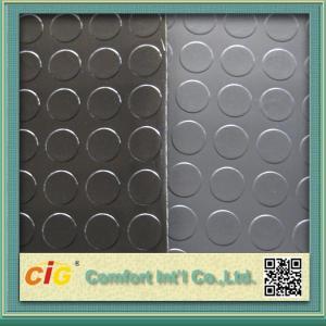Quality Commercial Indoor Sport PVC Floor Covering , PVC Carpet Vinyl Flooring Anti-bacterial for sale