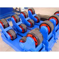 Buy Boiler / Pressure Vessel Pipe Rotators for Welding , Self Aligning type at wholesale prices