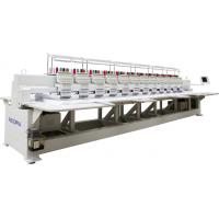 China multi-function Flat bed Leather Sequin Embroidery Machine with Cording device on sale