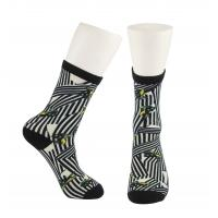 Quality Polyester/ Spandex /Unisex  OEM Service  Custom Made Size 3D-Printing Socks for sale