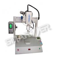 China Flexible Automatic Micro Embedded Industrial Computer Control Soldering Machine on sale