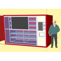 Quality Special Solution Smart Shop Super Storage Vending Machine With Elevator System, Interactive & Control Software for sale