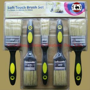 Quality paint brush set 616-5 pcs for sale