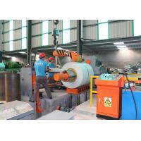 Buy Insulated  Pu Panel Production Line Anti Corrosion Low Carbon 1220mm*2440 at wholesale prices