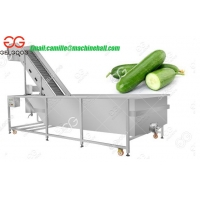 Buy Cucumber Washing Machine For Pickling Vegetables Cucumber Cleaing Machine at wholesale prices