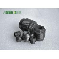 Quality Erosion Resistance Oil Spray Head Thread Nozzle With 100% Original Material for sale