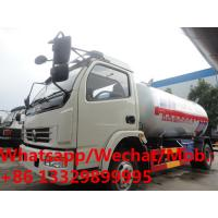 Quality HOT SALE! customized best price CLW brand 5500Liters propane gas delivery truck, CLW brand lpg gas tanker truck for sale for sale