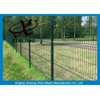 Customized Welded Wire Mesh Fence Panels Curved 200*50 ISO Listed