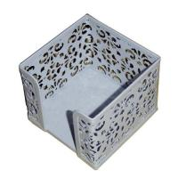 Quality Carved Note Holder, Office Stationery, Notebook (Z701H) for sale