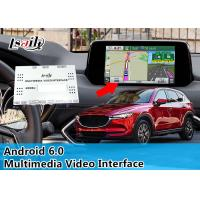 Quality Mazda CX-5 Car Navigation Box 16GB EMMC Android Interface System for sale