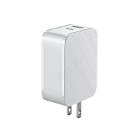 Quality Mobile Phone 65W GaN Wall Charger SCP Anti Fire Plastic for sale