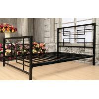 Buy cheap Antique Style Metal Frame Bed Double Size For Country Or Urban Decor product