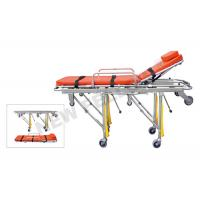 Buy cheap Full Automatic Loading Detachable Emergency Rescue Stretcher with IV pole product