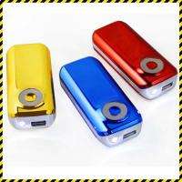 Buy cheap OEM 5600mah portable power bank for mobile device from wholesalers