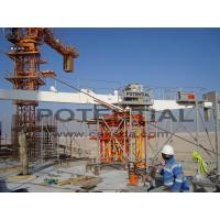 Quality 32m Concrete Placement Boom , High Rise Concrete Pumping Stable Operation for sale