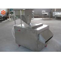 Quality Peanut Chips Cutting Machine 2200W Power Compact Structure Adjustable Slice Thickness for sale