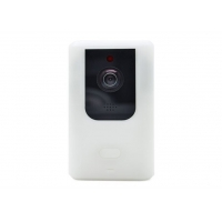 Quality Smart Family Electric Wireless WiFi Visual Door Phone Doorbell Intercom with Infrared Light CX101 for sale