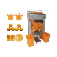 Buy cheap Table Top Orange Juice Squeezer With Automatic Feeder For Cafes / Bars product