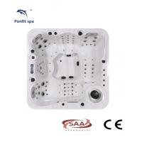 Quality European Standard Portable Hot Tub Acrylic Material Optional Color Jet Hot Tub for sale