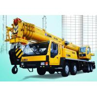 Buy cheap Durable Energy Efficient Hydraulic Mobile Crane With QY30K5-I Truck Crane from wholesalers