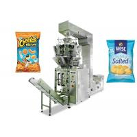 China Dried Cranberry Automated Packing Machine 50g - 5KG Packing Range on sale