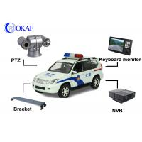 Vehicle Mounted Thermal CameraPTZ Auto TrackingIP66 High Intensity Discharge