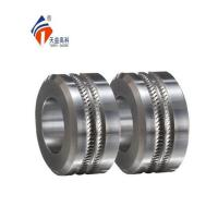 Quality Good Wear Resistance Tungsten Carbide Roll For High Speed Wire Rod Rolling for sale