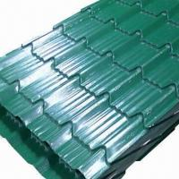 Quality Trapezoid Steel Sheet For Roof for sale