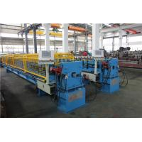 Quality Down Pipe Roll Forming Machine Square Type With Elbow Machine ISO / CE for sale