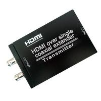 Quality HDMI Over Single Coax Extenders RG-6U cables 120M for sale
