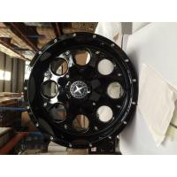 Buy cheap SUV 4X4 car alloy wheels 15x8.0  15x10 PCD 5X139.7 KIN-1618 from wholesalers