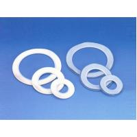 Buy Virgin Expanded PTFE Gasket , Filled PTFE Gasket For Chemical Industry at wholesale prices