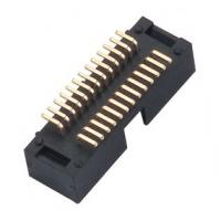 China Dual Row SMT Box Header  Connector 26 Pin Board To Wire Connectors 20mΩ Max on sale