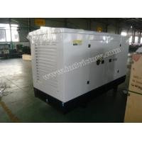 Quality 16KW / 20KVA  quiet diesel generator Set With Brushless Alternator for sale