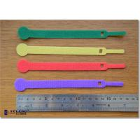 China Extra Long Computer Cable Ties 12.5 * 180mm ,Adjustable  Tie Wraps on sale