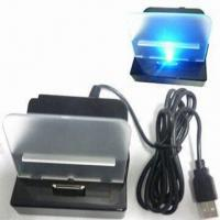 Quality Charge Station with Blue Charging Light, Suitable for Apple's iPad for sale