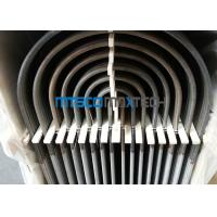 Quality Stainless Steel Heat Exchanger Tubing TP316 / 316L , U Bend Size 25.4mm For Fuild for sale