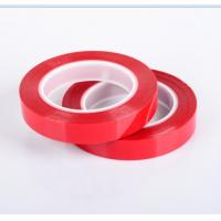Quality Red Paper Splicing Tape In Variety Of Carriers With Different Adhesive Systems for sale