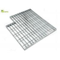 Quality Heavy Duty Steel Bar Grating Stair Welded Galvanized Floor Drain Grid Grate for sale